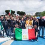Il Vespa Club Aprilia spopola a Casalotti