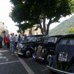 Prosegue il tour pontino della auto storiche