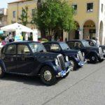 In Piazza Roma il raduno storico della Lancia Aprilia