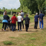 Alzheimer Aprilia Onlus in visita alla Fattoria didattica