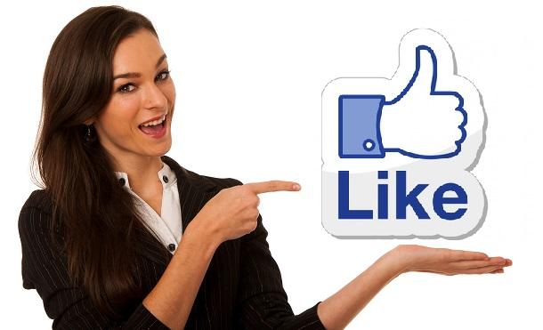 Un post di successo su facebook