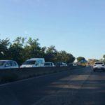 Traffico in tilt sulla Pontina