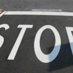 Partiti i lavori per il ripristino della segnaletica orizzontale sulle strade del centro