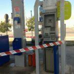 Due furti in una settimana: colpita una pompa di benzina