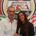 Giò Volley Aprilia: Martina Lorenzini è il nuovo libero