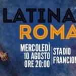 Totti e compagni sfidano il Latina al Francioni