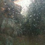 Lunedì grigio in città: pioggia e speranza di sole