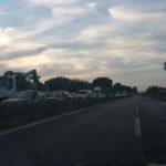 Pontina, continuano i lavori per il rifacimento del manto stradale