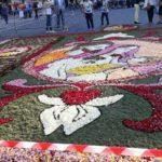 I fiori protagonisti all'apertura di San Michele