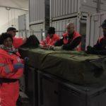 Rientrati i volontari della Cb Rondine dalle zone terremotate