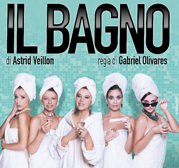 Stefania sandrelli al teatro europa con il bagno news - Il bagno magazine ...