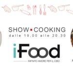 Show-cooking allo Scavolini store