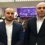 Un po' di Aprilia nella congresso con il Papa e Ban-ki Moon