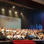 Brividi ed emozioni sul palco del Teatro Europa
