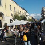 Si conferma il successo del mercatino in Piazza Roma