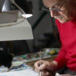 Personale pittorica dell'artista apriliano Dino Massarenti