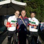 Dai Vigili del Fuoco di Latina due Campioni italiani di Ciclocross