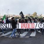 Blocco Studentesco: sit-in fuori al Rosselli