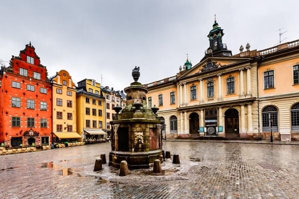 Stortorget (Gamla Stan), Stoccolma