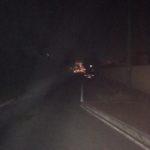 Aprilia:Emergenza lampioni a Campo di Carne