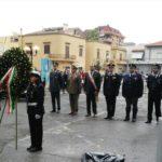 Aprilia festeggia il 4 novembre, giornata dell'Unità Nazionale e delle Forze Armate
