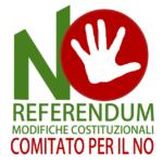 Banchetto per il No al Referendum Costituzionale