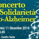 Un Concerto di Natale a favore dei malati di Alzheimer
