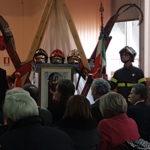 I vigili del fuoco di Latina festeggiano Santa Barbara