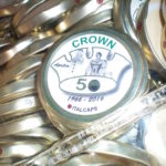 Grande festa per i 50 anni della Crown