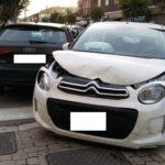 Secondo incidente in poche ore: nessun ferito in Via dei Lauri