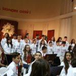 Emozione e commozione al concerto di Natale della Gramsci