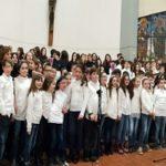 Il concerto del Coro Matteotti alla chiesa dei SS. Pietro e Paolo