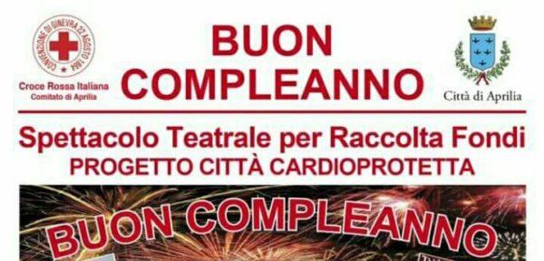 Buon Compleanno Alla Croce Rossa Di Aprilia News Di Aprilia In