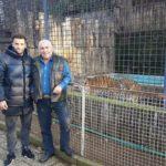 Felipe Anderson ad Aprilia tra tigri e leoni