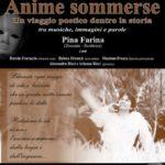 """Domenica 15 gennaio """"Anime sommerse"""" di Pina Farina al Pidocchietto"""