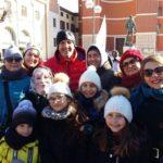 La Befana di Piazza Roma regala dolci e sorrisi ai bambini