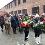 Gli studenti di Aprilia in visita ad Auschwitz