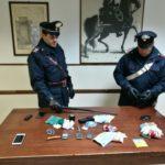 Armi e droga: a Terracina tre giovani finiscono in manette