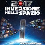 """La biblioteca comunale sede della mostra """"2017: Inversione nello Spazio"""""""