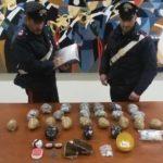 Quasi 4 kg di droga sequestrati ieri ad Aprilia