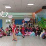 Festa di Carnevale all'Asilo Baby Club con sorpresa