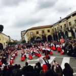 Iniziato oggi il Carnevale Apriliano 2017