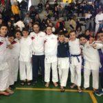 Il karate apriliano atterra su podi prestigiosi