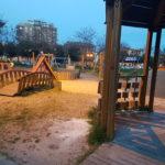 Ripresi dalle videocamere i vandali del parco Manaresi