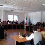 La solidarietà dell'opposizione al Consigliere Caissutti