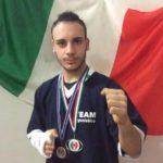 Doppio podio per il karate apriliano ai Campionati Italiani