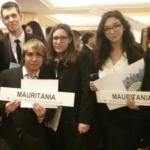 6 studenti apriliani Ambasciatori ONU