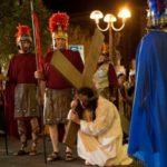 Piazza Roma chiusa da sabato in vista della Passione Vivente di domenica 25