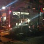 Incendio in casa: nessun ferito