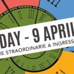 Il 9 aprile Open Day ai Castelli Romani